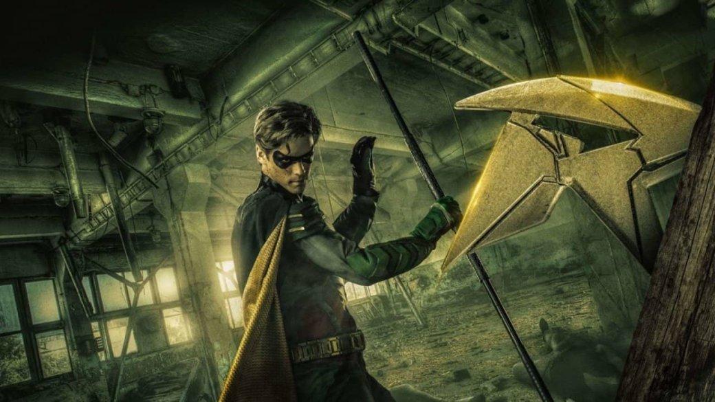 Рецензия на«Титанов»— странный инеровный, новсе еще лучший сериал покомиксам DC   Канобу