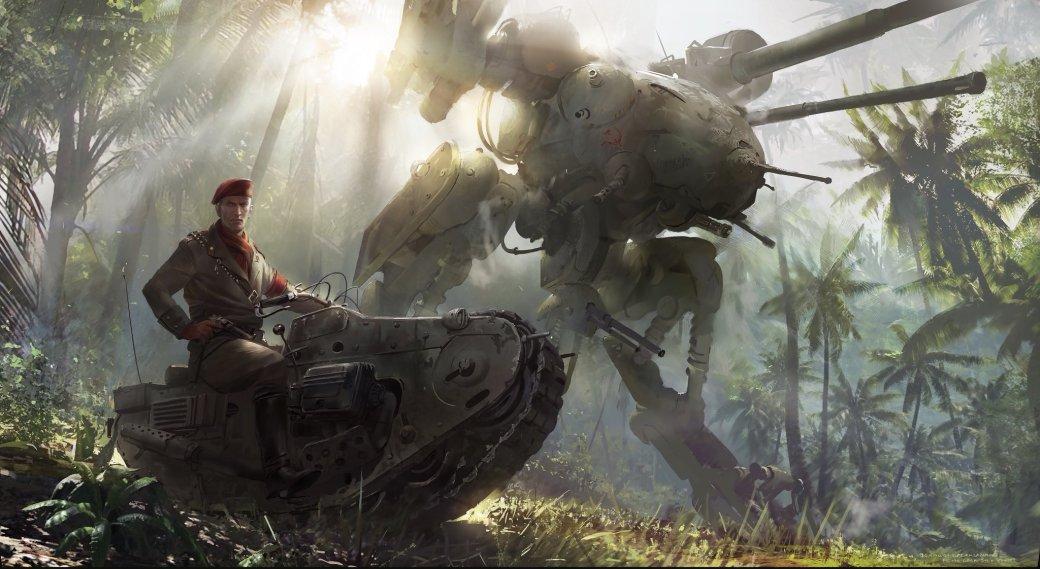 Замечательные фанарты к31-летию Metal Gear отрежиссера ееэкранизации | Канобу - Изображение 24