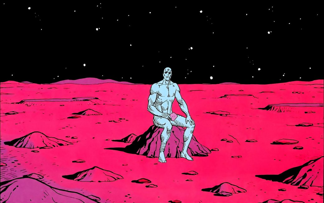 Вспоминаем «Хранителей»— легендарный комикс Алана Мура | Канобу - Изображение 1