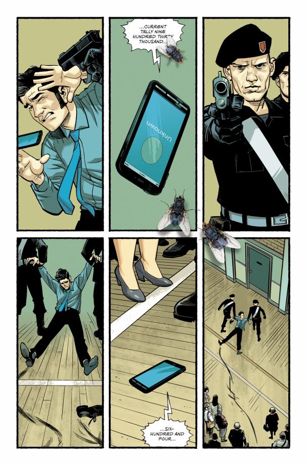 Первый взгляд на «Бойцовский клуб 3» — продолжение истории Чака Паланика в комиксах | Канобу - Изображение 4
