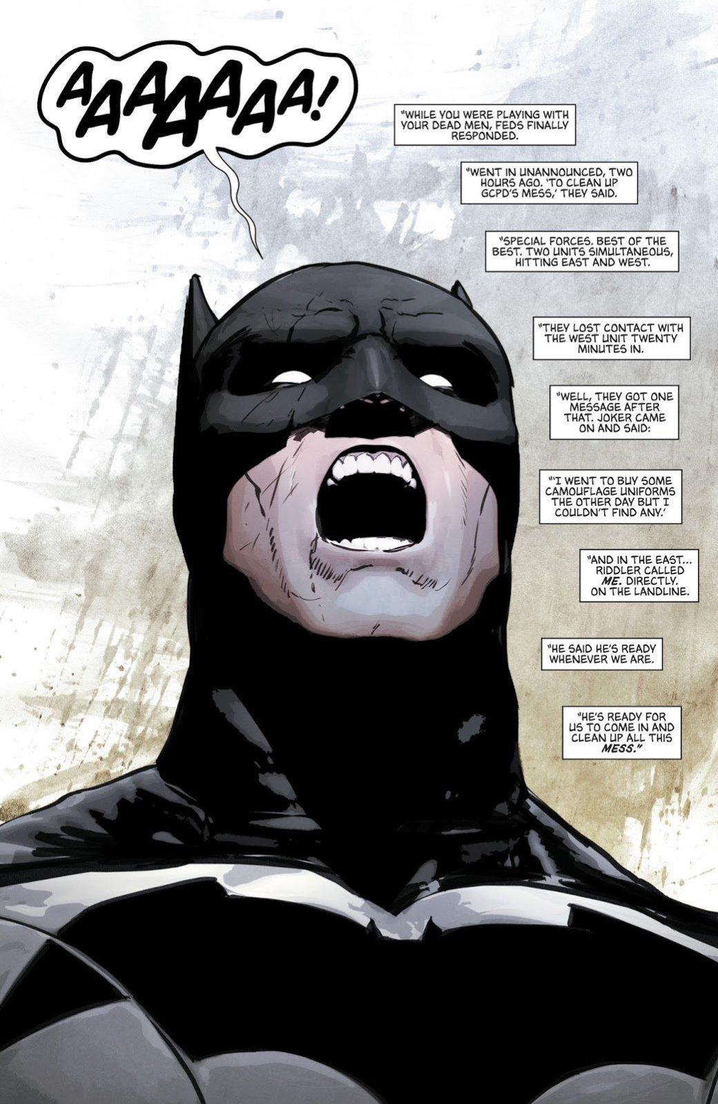 Зачем нужна была война Джокера иЗагадочника настраницах комикса «Бэтмен»?. - Изображение 17
