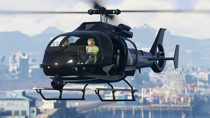 Гифка дня: смертельная тупость вGrand Theft Auto5 | Канобу - Изображение 1