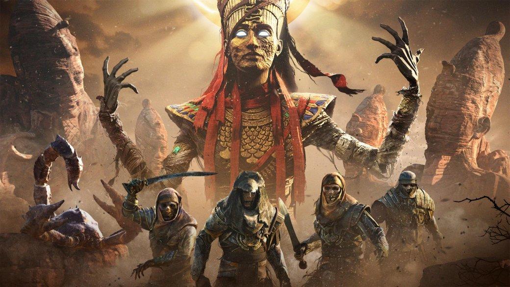 Мифы Древнего Египта вAssassin's Creed: Origins. - Изображение 6