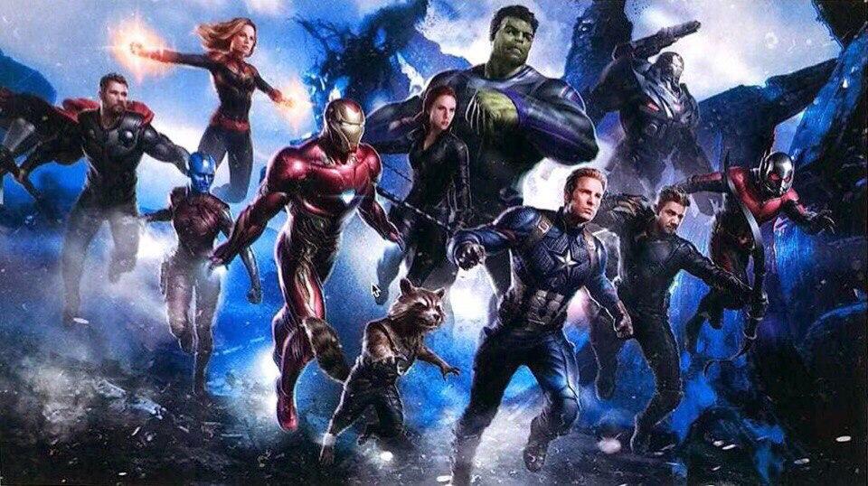 Слух: вСети появился первый промо-арт «Мстителей4». Нанем ровно те, кого выиожидали увидеть. - Изображение 1