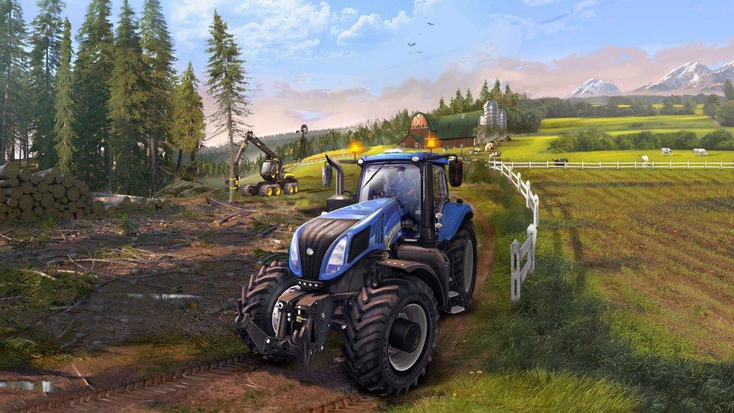 Прогревайте ваши тракторы— Farming Simulator 19 станет полноценной киберспортивной дисциплиной!   Канобу - Изображение 12983