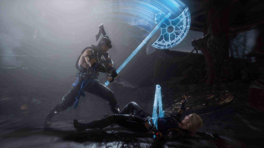 Превью Mortal Kombat 11 для PS4, PC, Switch и Xbox One   Канобу - Изображение 4851