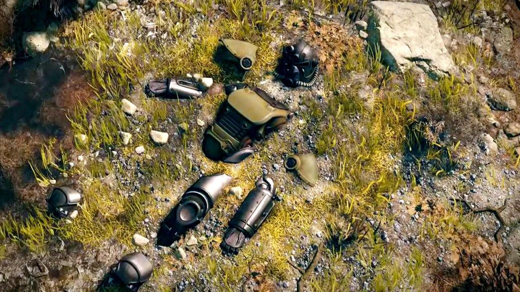 Вбританском ритейле Fallout 76 продается хуже Fallout4. Даже Spyro обошел игру Bethesda | Канобу - Изображение 9326