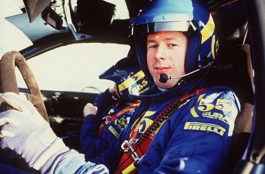 История Колина Макрея: как шотландский раллист помог Subaru иподарил свое имя Colin McRae Rally | Канобу