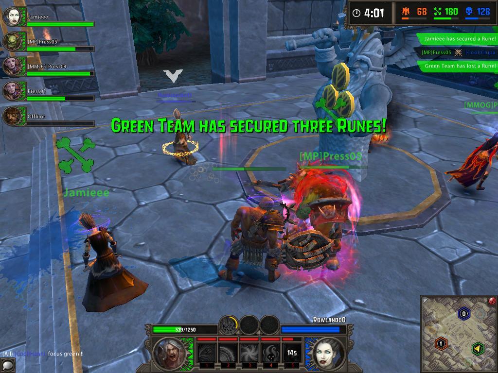 Свалка героев: впечатления от Warhammer Online: Wrath of Heroes | Канобу - Изображение 2