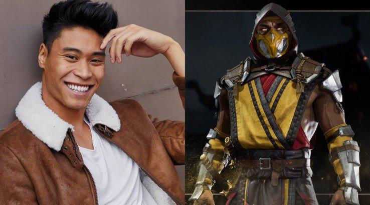 Взгляните наактеров, свнешности которых списали персонажей Mortal Kombat11 | Канобу - Изображение 607
