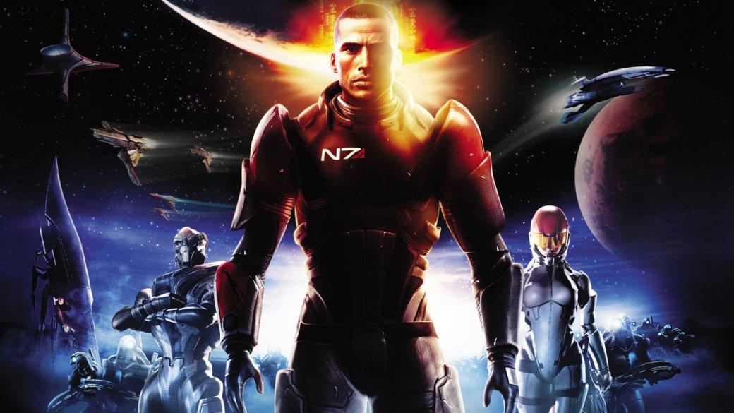 Апомните Mass Effect, одну из лучших игр BioWare, создателей Dragon Age и Anthem? | Канобу