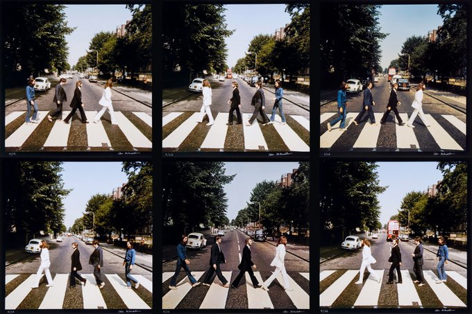 Легендарной обложке Abbey Road от Beatles – 50 лет. Как фанаты отмечают ее юбилей | Канобу - Изображение 4190