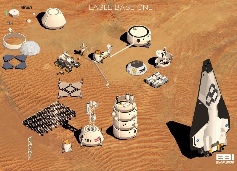 Авторы Homeworld: Deserts ofKharak работают сNASA над новым проектом   Канобу - Изображение 6318