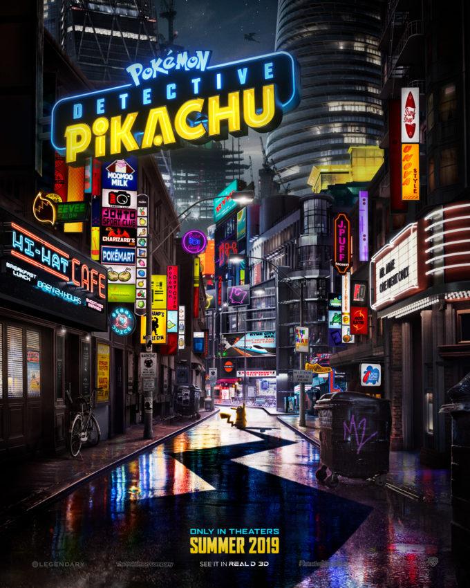 Таких покемонов выточно невидели— вышел первый трейлер «Детектива Пикачу» | Канобу - Изображение 2