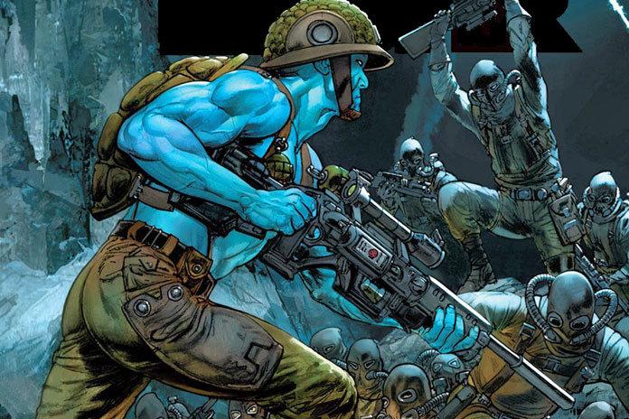 Режиссер «Варкрафта» снимет фильм покомиксу Rogue Trooper— огенетически модифицированных солдатах | Канобу - Изображение 0
