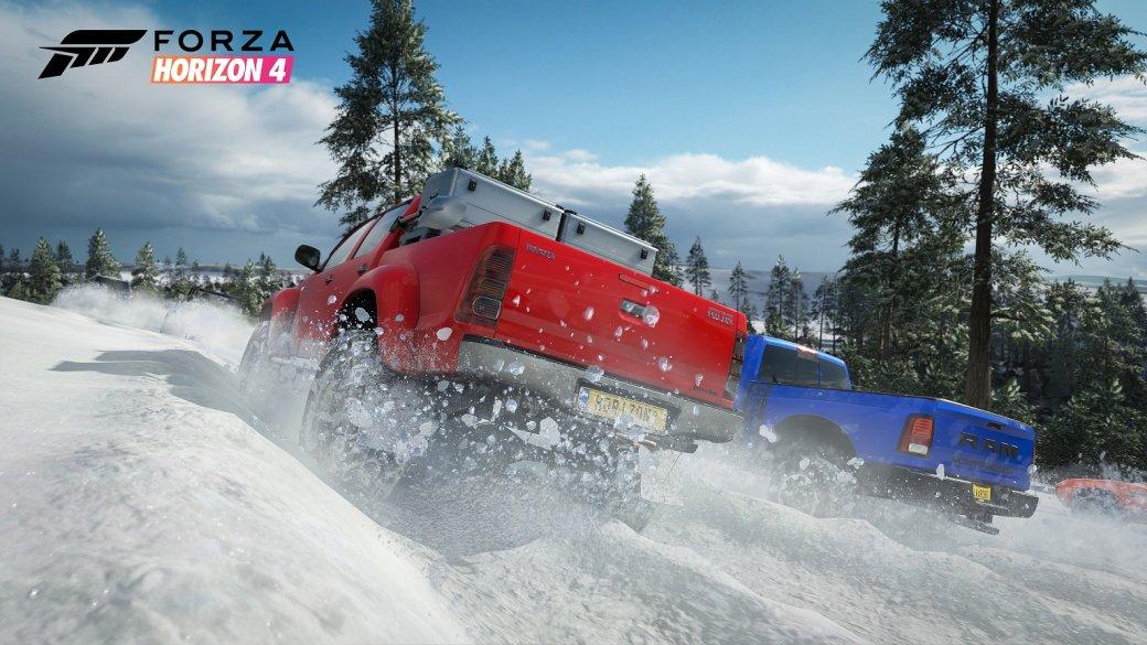 5 безумных приемов экстремального вождения, которые могут пригодиться в Forza Horizon 4 | Канобу - Изображение 4