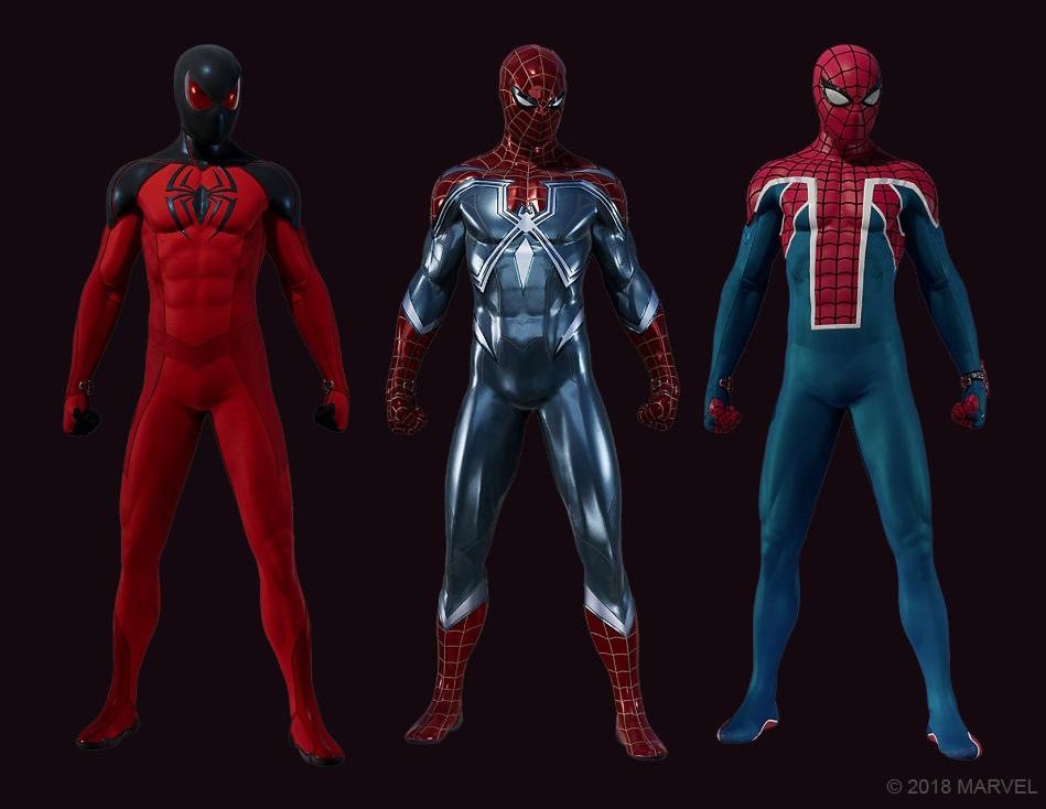 Разработчики Marvel's Spider-Man показали три новых костюма из грядущего DLC про Черную кошку | Канобу - Изображение 10663