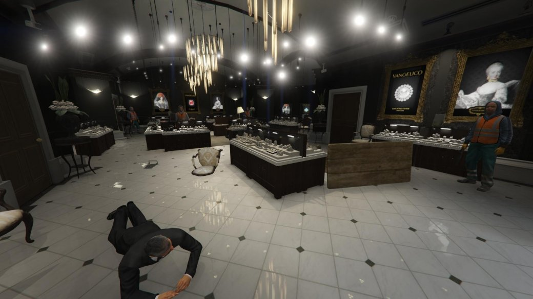 Бывший похититель драгоценностей рассказал, что не так с ограблениями в GTA 5   Канобу - Изображение 0