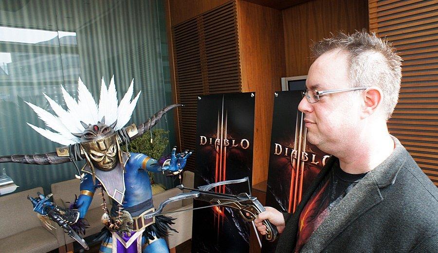 Директор разработки Diablo 3 покинул Blizzard   Канобу - Изображение 7910