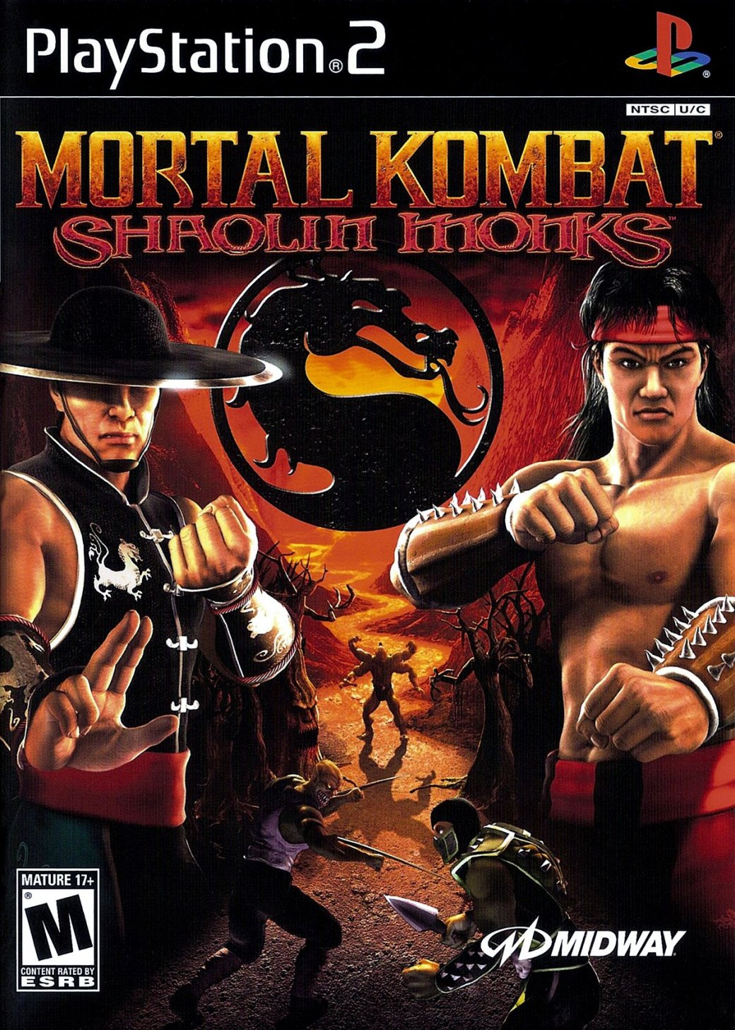 25 лет Mortal Kombat. Вспоминаем, что творилось всерии между MK3 иMK9. - Изображение 21