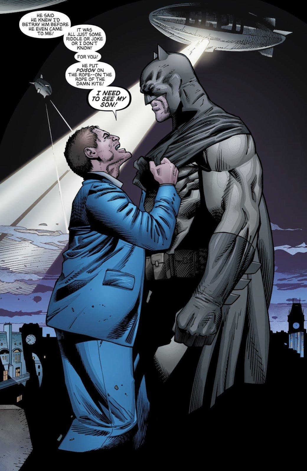 Зачем нужна была война Джокера иЗагадочника настраницах комикса «Бэтмен»?. - Изображение 16