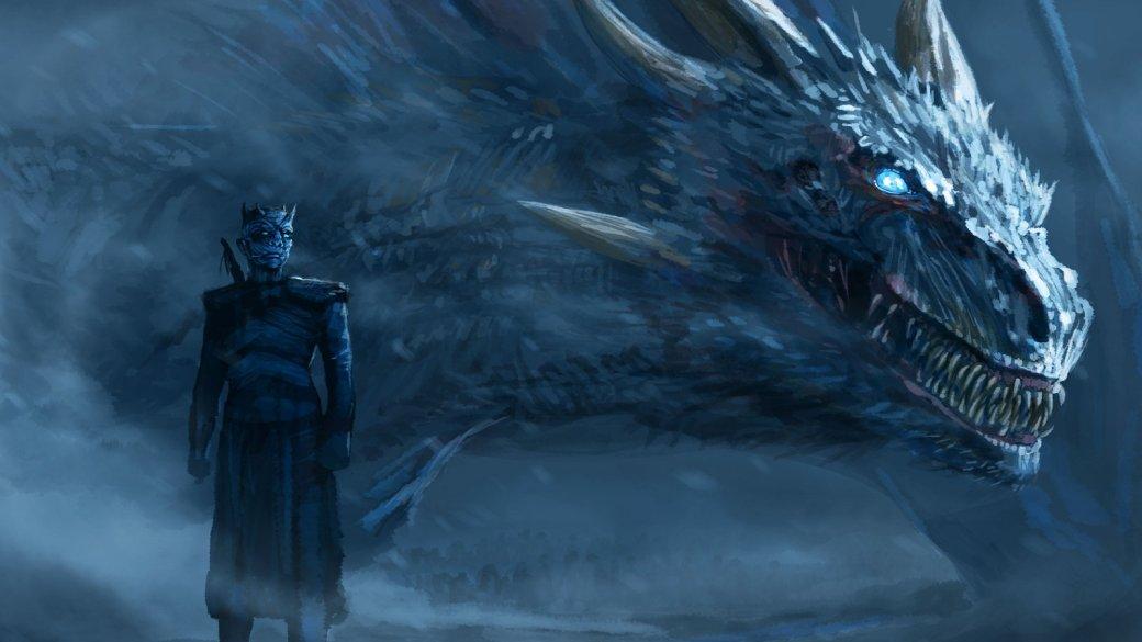 Нерассмотрели битву драконов в3 серии 8 сезона «Игры престолов»? Значит, вам сюда | Канобу - Изображение 7907