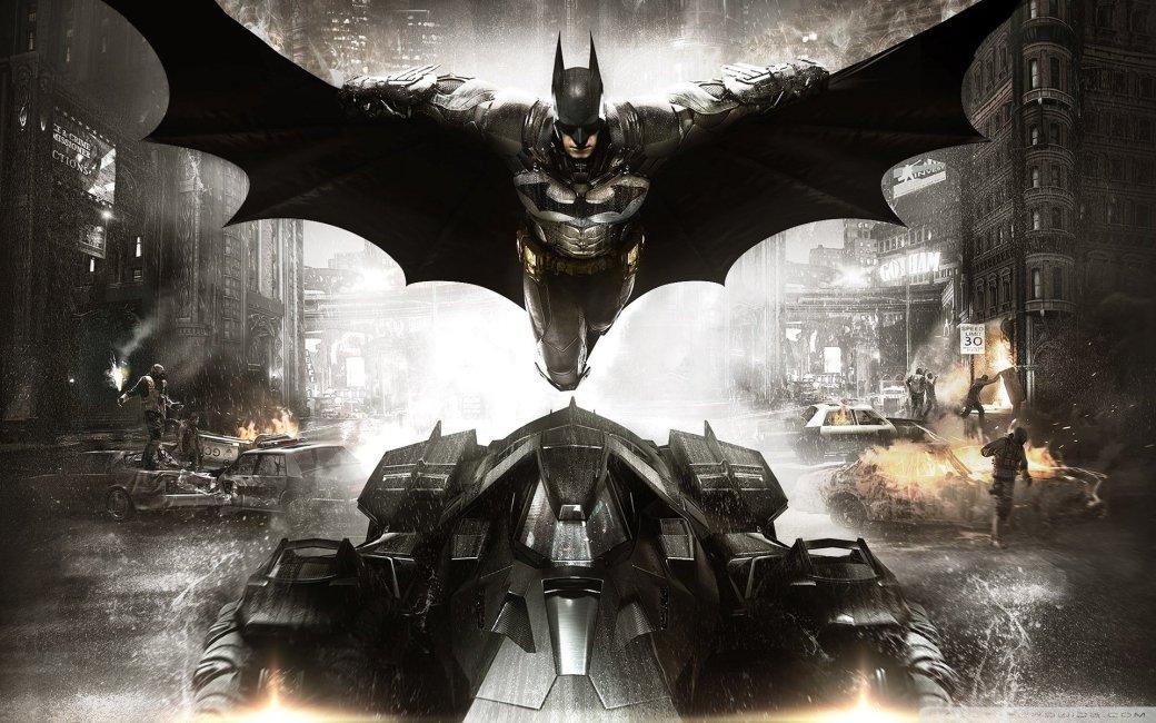 Обзор Batman: Arkham Knight - рецензия на игру Batman: Arkham Knight | Рецензии | Канобу