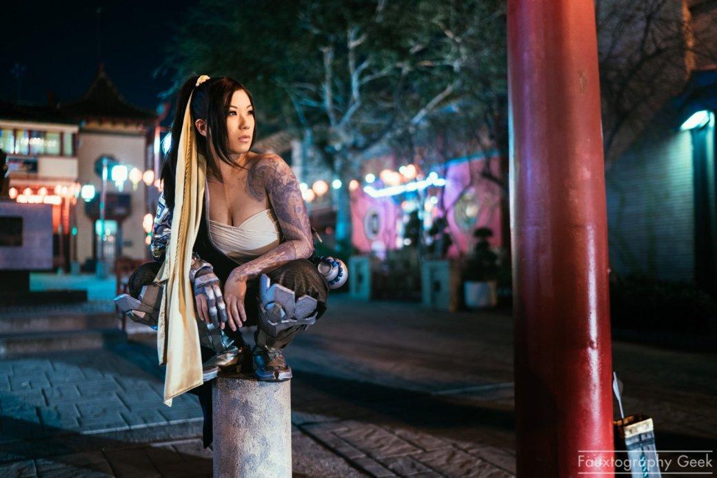 Косплей дня: женская версия Хандзо изOverwatch | Канобу - Изображение 2224
