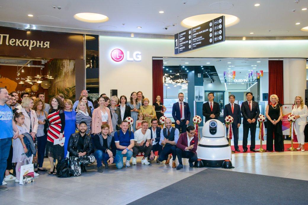 ВМоскве открылся первый премиальный магазин бытовой техники иэлектроники LG. - Изображение 4