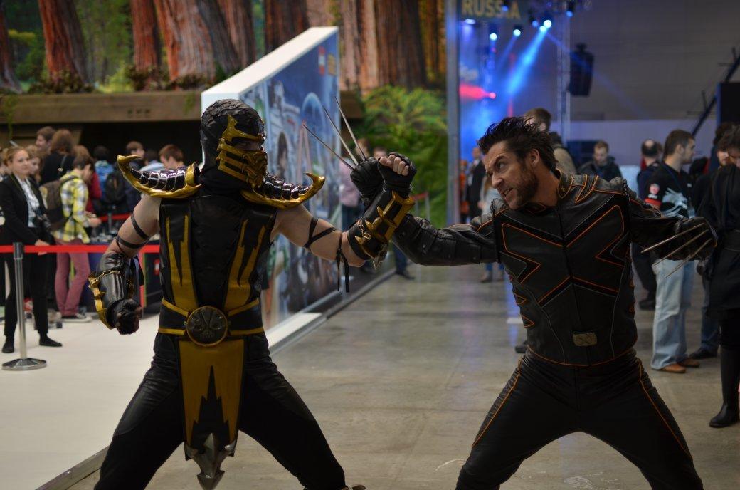 Фотоотчет с «Игромира» и Comic Con Russia, день 2 – концерт Noize MC | Канобу - Изображение 34