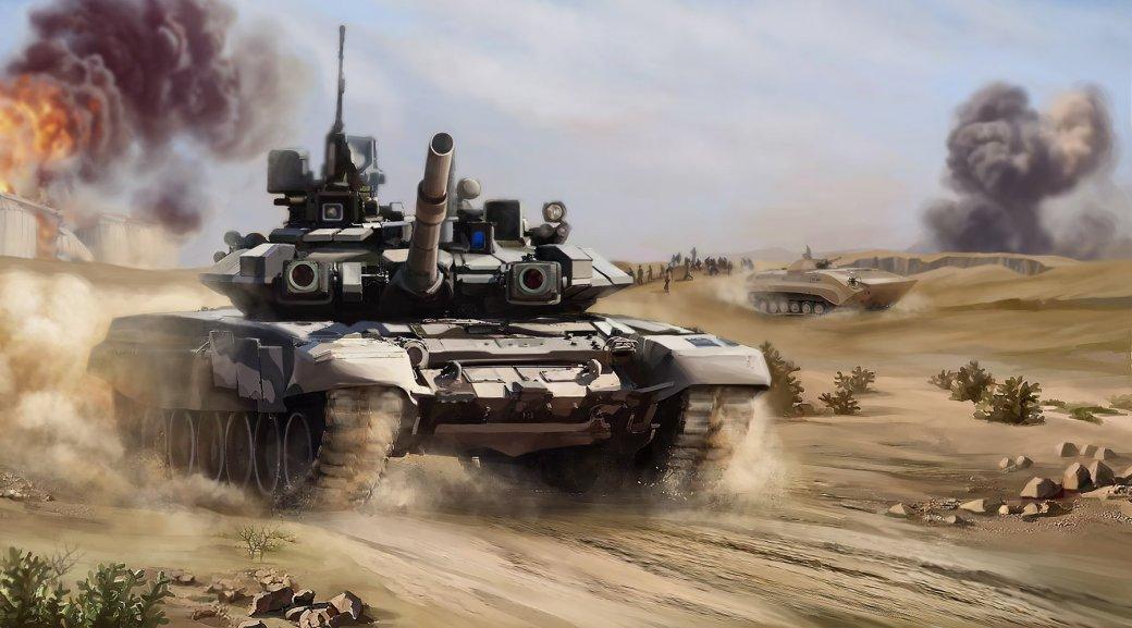 Разбираем игру «Сирия. Русская буря» | Канобу
