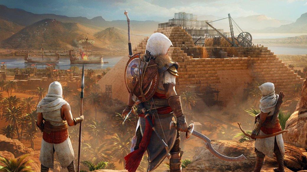 Мифы Древнего Египта вAssassin's Creed: Origins. - Изображение 1