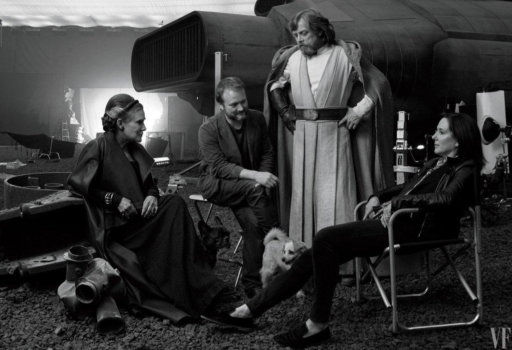 Почему «Звездные войны: Последние джедаи» — великолепный авторский фильм. - Изображение 1