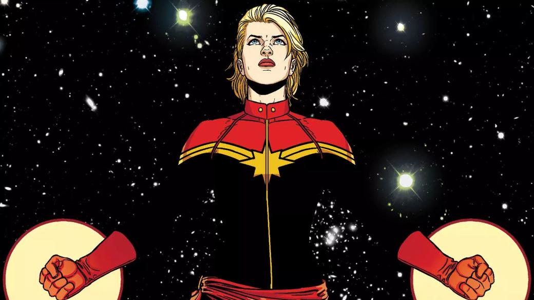 Галерея. Вспоминаем костюмы Кэрол Дэнверс изкомиксов вчесть выхода «Капитана Марвел» | Канобу