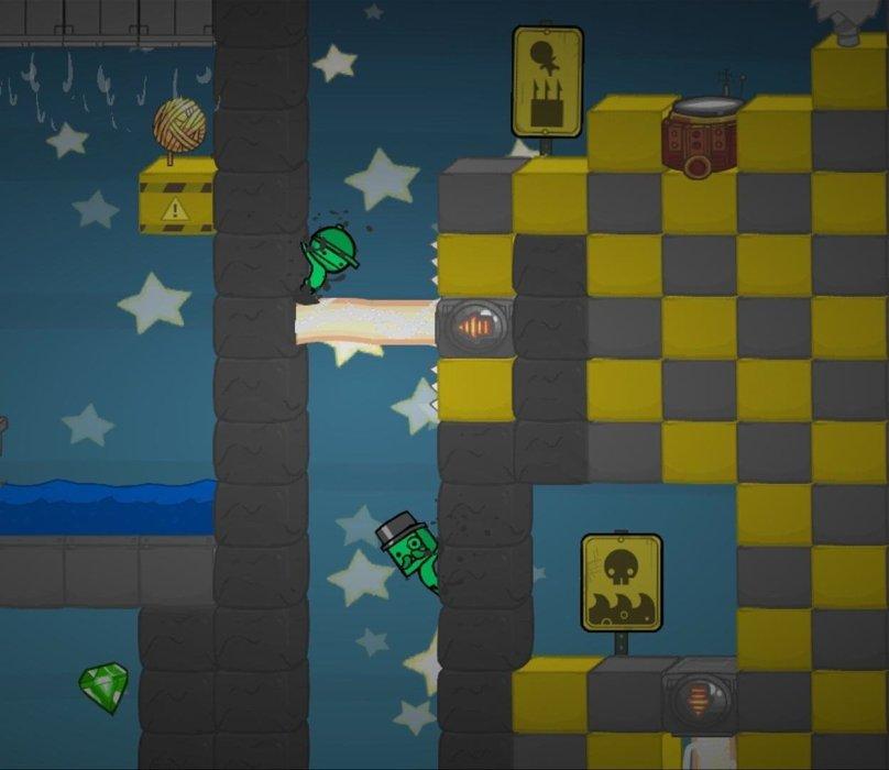 Обзор BattleBlock Theater - рецензия на игру BattleBlock Theater | Рецензии | Канобу