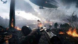 Системные требования Battlefield V для открытой беты такие же, как у Battlefield 1