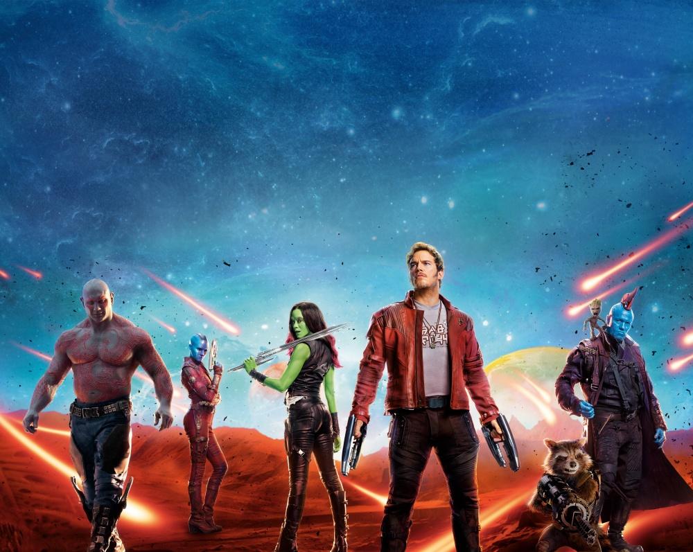 Джеймс Ганн отчитался опрогрессе «Стражей Галактики3». Обещает удивить саундтреком. - Изображение 1