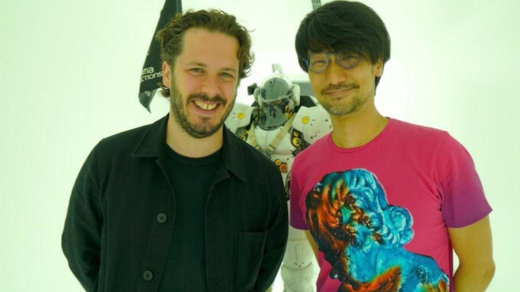 Режиссер «Скотта Пилигрима против всех» в гостях у Хидео Кодзимы! И не просто так | Канобу - Изображение 0
