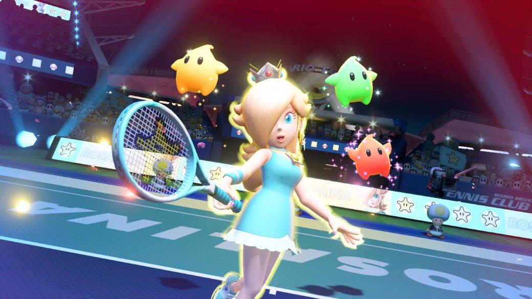 Рецензия на Mario Tennis Aces — отличный аркадный теннис, провальная видеоигра | Канобу - Изображение 4
