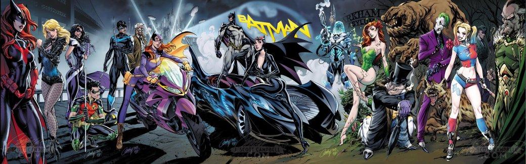 50+ обложек юбилейного выпуска освадьбе Бэтмена иЖенщины-кошки. Налюбой вкус!. - Изображение 1