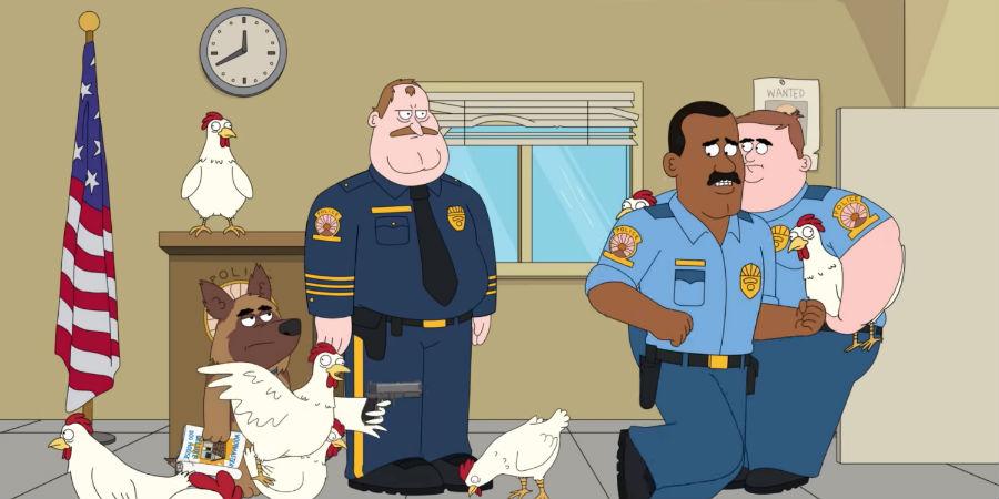 Первые впечатления отанимационного сериала «Полиция Парадайз» | Канобу - Изображение 1
