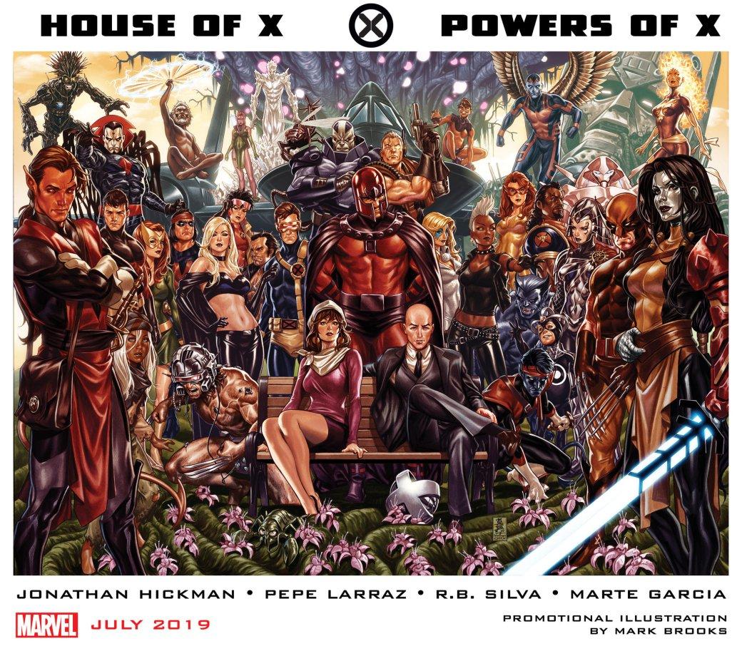 Marvel тизерит новую эпоху для ЛюдейИкс. Займется еесозданием Джонатан Хикман | Канобу - Изображение 9427