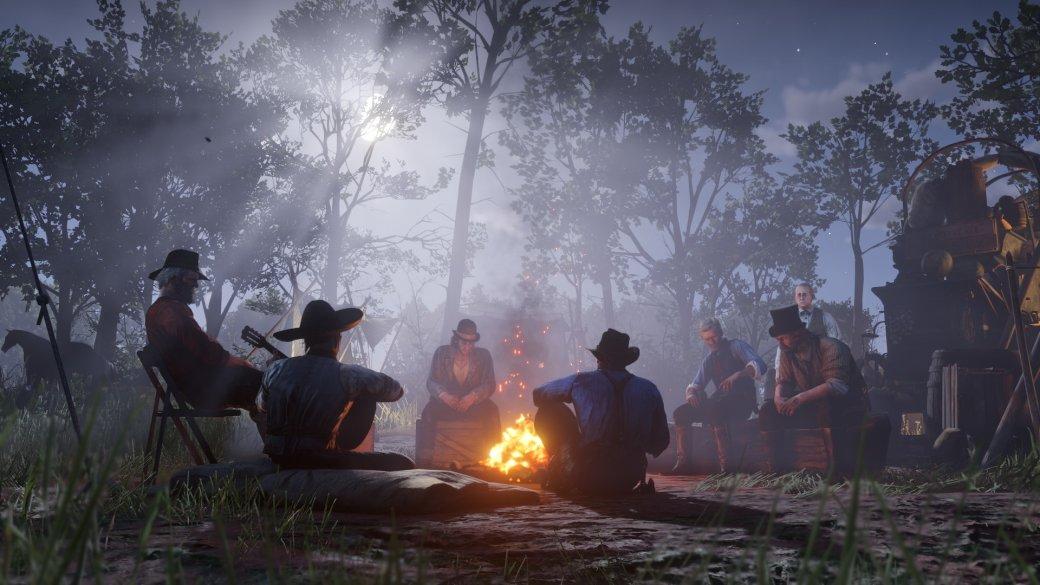 Digital Foundry оRed Dead Redemption 2: Rockstar снова готовится поражать передовыми технологиями   Канобу - Изображение 11654