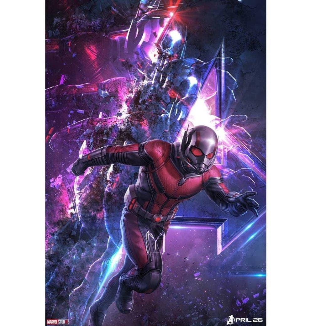Очень много новых промо-артов по«Мстителям: Финал» (есть даже сновой броней Таноса!)   Канобу - Изображение 6371