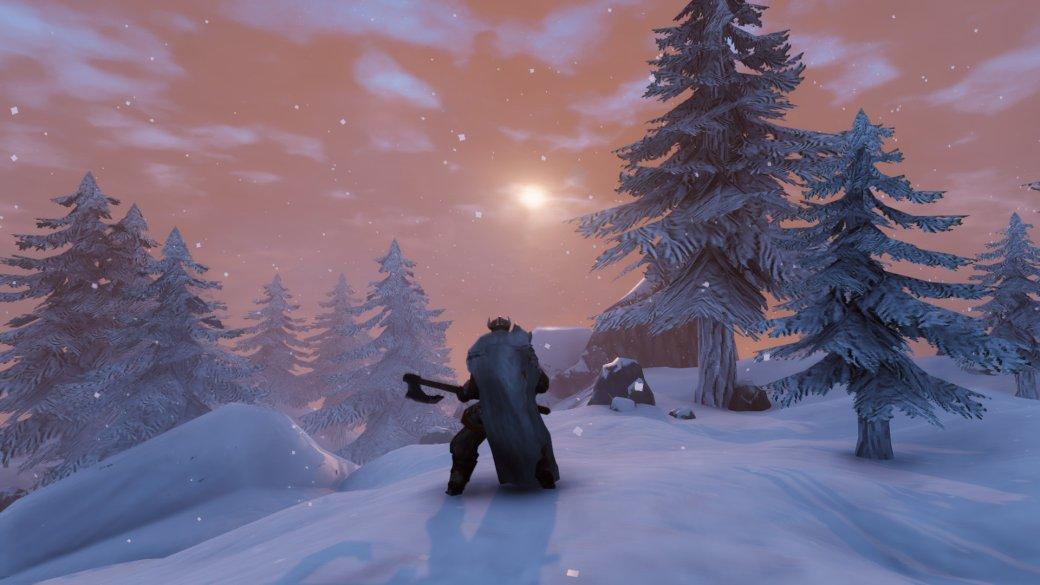 Обзор Valheim (2021) в Steam, отзывы игроков, мнение, впечатления, выживач про викингов   Канобу