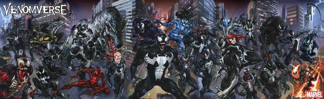 Venomverse: почему комикс овойне Веномов изразных вселенных неудался. - Изображение 1