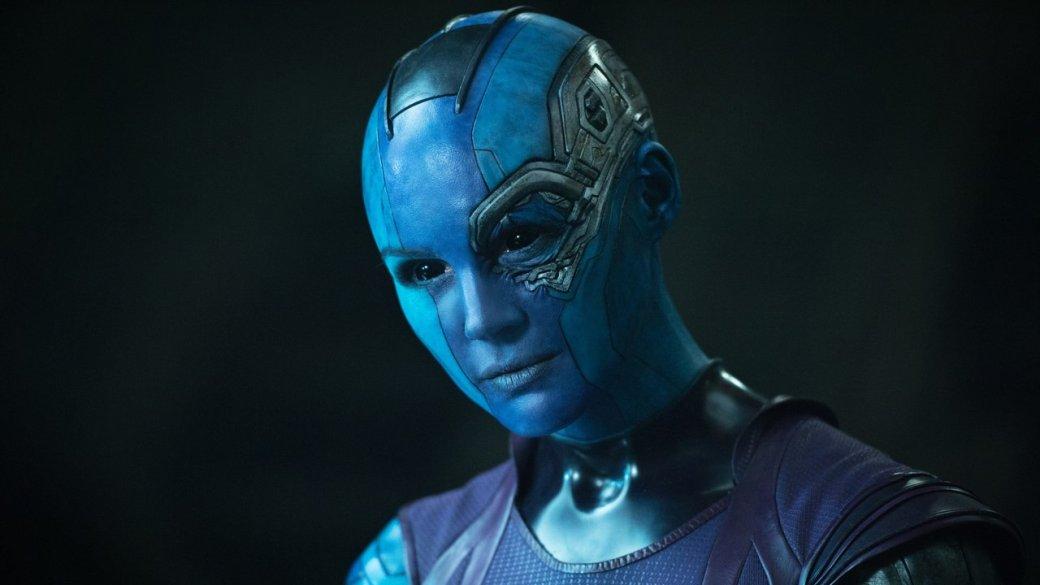 Актриса, играющая Небулу, намекнула нанеобычного партнера своего персонажа в«Мстителях4»   Канобу - Изображение 4958