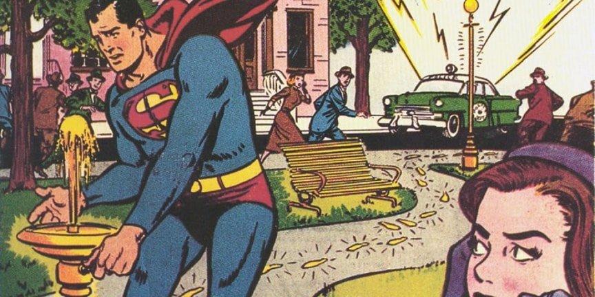 15 самых странных трансформаций Супермена  | Канобу - Изображение 8