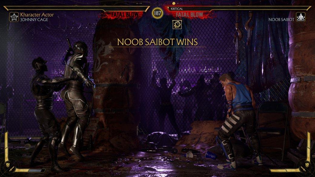 Mortal Kombat 11 после 140 часов игры— мнение Александра Трофимова | Канобу - Изображение 11083