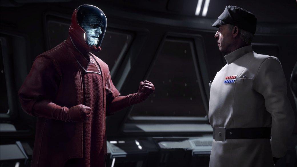 Осюжете Star Wars Battlefront IIиважных героях, которых показали вигре | Канобу - Изображение 4